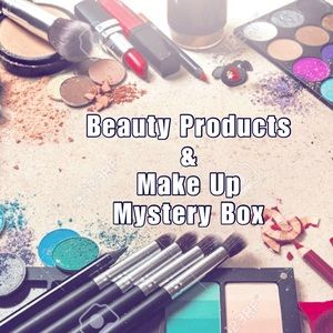 Make Up & Beauty Mystery Box Reseller or Yourself